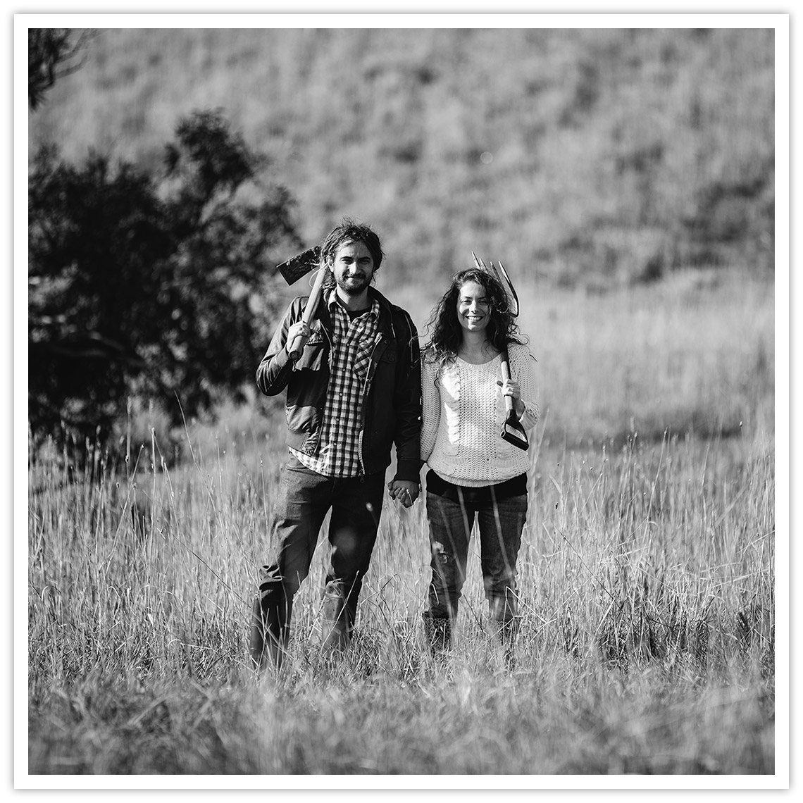 Second Valley Engagement Photography.